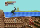 Golden Axe III Genesis Ride the Whirlwind: Fighting on the back of a giant eagle, just like in the first game. New to this game: the ability to throw projectiles
