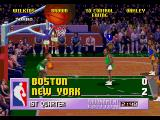 NBA Jam Tournament Edition SEGA 32X The opposing team has scored, unfortunately.