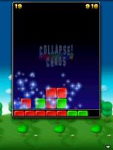 Collapse! Chaos Android Clicking on a cluster of like coloured blocks to have them removed