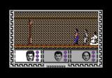 Big Trouble in Little China Commodore 64 Our three heroes