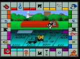 Monopoly SNES Game View