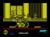 Predator 2 ZX Spectrum Second life and health is fully restored. There are three lives in all