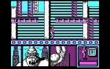 Kong's Revenge DOS The action begins! (CGA)