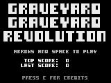 Graveyard Graveyard Revolution Browser Title screen
