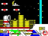 Titanic Blinky ZX Spectrum Game start