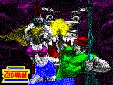 Kong's Revenge ZX Spectrum Load screen
