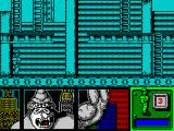 Kong's Revenge ZX Spectrum The game commences
