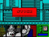 Kong's Revenge ZX Spectrum It is possible to change controllers during the game
