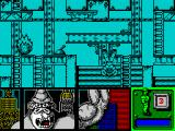 Kong's Revenge ZX Spectrum He didn't jump too well, but he does look good when he's falling