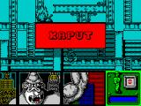 Kong's Revenge ZX Spectrum Three similar falls and its game over. 