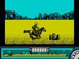 Back to the Future Part III ZX Spectrum So off I go, chasing the buckboard