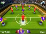 Magnetic Sports Soccer Android Having the ball