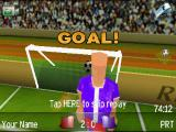 Magnetic Sports Soccer Android Goal!
