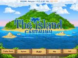 The Island: Castaway Windows Main menu
