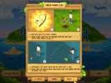 The Island: Castaway Windows Help screen