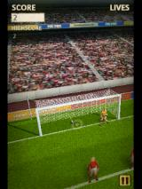 Flick Kick Football Android That's a goal