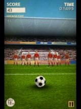 Flick Kick Football Android It's getting crowder