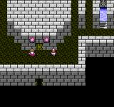 Final Fantasy III NES Mysteriously-looking place...
