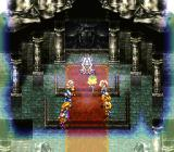 Bahamut Lagoon SNES Conference in the throne room