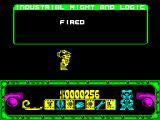 Night Shift ZX Spectrum I'm more of a creative type than a manual worker anyway