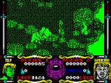 Gauntlet III: The Final Quest ZX Spectrum Every time I kill a ghost, more pop out of the box. I did this for a while because the ghosts stayed nicely penned up and waited to be shot. There does not seem to be a limit to the ghosts, just my pa