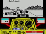 F-1 ZX Spectrum Looks like someone's had an engine blow up