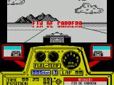 F-1 ZX Spectrum Race over. At least I'm not last