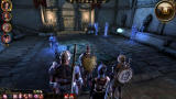 Dragon Age: Origins - Warden's Keep Windows The interior of Warden's Keep with another flashback