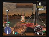 The King of Route 66 PlayStation 2 The view from inside your truck