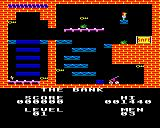 Blagger BBC Micro Level one: The Bank