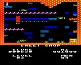 Blagger BBC Micro Level 2: The Sweet shop