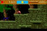 Shape Shifter TurboGrafx CD The panther leaps to new, unexplored areas...