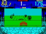 Cisco Heat: All American Police Car Race ZX Spectrum There are obstacles such as lorries and cross traffic to contend with. At speed they can be hard to avoid. I just crashed through them, its easier and there seems to be little penalty