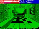 Exterminator ZX Spectrum Completes a line of tiles so the bedroom level is finished