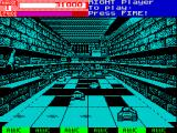 Exterminator ZX Spectrum The basement is infested with tanks and wasps