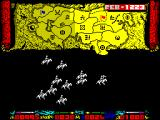 Genghis Khan ZX Spectrum I chose to invade. There goes my army