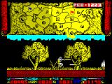Genghis Khan ZX Spectrum This has been a successful sword fight