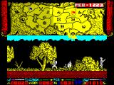 Genghis Khan ZX Spectrum It is possible to march to the right and take the fight to the enemy.