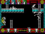Lone Wolf: The Mirror of Death ZX Spectrum These birds are a problem. I fall off my ladder whenever one comes even remotely close.