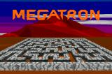 Megatron VGA DOS Title screen