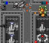 Vasteel TurboGrafx CD The robot has found the defense system and is sacrificing himself to blast it!..