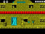 Desperado 2 ZX Spectrum Moving right. Cleared the ground floor windows.  Shot the bad guy in front of me