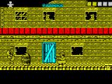 Desperado 2 ZX Spectrum Crouching to avoid bullets from the right while I take care of the man on the left