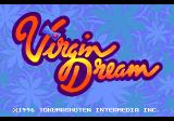Virgin Dream TurboGrafx CD Title screen