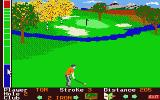 Mean 18 Atari ST A nice easy(?) shot to the green...