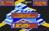 Crystal Castles Atari ST Title screen