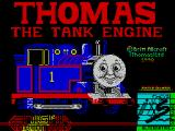 Thomas the Tank Engine & Friends ZX Spectrum This splash screen appears very briefly