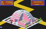 Crystal Castles Atari ST A game in progress