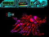 "Darius+ ZX Spectrum Fighting the battle ship ""Lobster"""