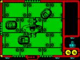 Autocrash ZX Spectrum If the computer car hits the player from behind, the player's driver is catapulted into the air.